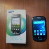 Telefon mobil Samsung Galaxy Fit, Negru, Neblocat - Samsung Galaxy Fit 5670 touchscreen 3, 3'' camera 5Mp, GPS...