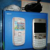 Telefon mobil Nokia C3, Alb, Neblocat - Nokia C3