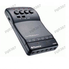 Electronic crossover, 4 cai, Dream class, Phonocar PH9000 - 300097 - Amplificator auto