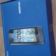 Telefon mobil Nokia C5, Negru, Neblocat - Nokia c5