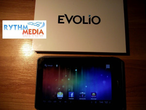 Tableta EVOLIO Evotab 3 - second hand - merge impecabil- inca 4 ani garantie foto