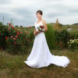 Rochie de mireasa sirena - Rochie de mireasa
