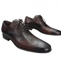 Pantofi barbati piele naturala DENIS-1281-M
