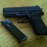 Arma Airsoft Kjw - Pistol CZ full metal airoft