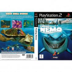 Joc original PS2 Finding Nemo Disney Pixar (3+) English 1 player (transport gratuit la comanda de 3 jocuri diferite) - Jocuri PS2 Thq, Actiune, Toate varstele