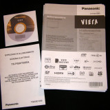 Manual auto - Manual de instructiuni si schita electronica Panasonic Viera TX-P50VT20EA