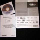 Manual auto - Manual de instructiuni si schita electronica Panasonic Viera TX-P42V20E si TX-P50V20E