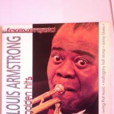 Muzica Jazz Altele, CD - LOUIS ARMSTRONG - GOLDEN HITS (2005/HOLLAND) - CD NOU/SIGILAT