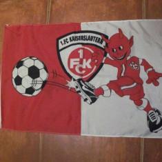 STEAG SUPORTER FC KAISERSLAUTERN - Steag fotbal