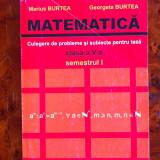 Culegere Matematica clasa V sem I editura Carminis 2007