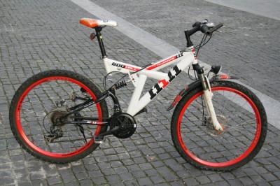 "Bicicleta Mountain Bike MTB MCKENZIE 600 Hill Full Suspension- 19"" (48 cm) foto"