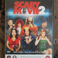 SCARY MOVIE 2 - film DVD (original din Anglia, in stare impecabila!!!) - Film comedie, Engleza
