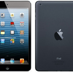 Apple iPad Mini, Wi-Fi, 16Gb, negru, sigilat - Tableta iPad mini