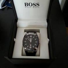 Vand ceas barbatesc HUGO BOSS original model 1513451, Casual, Quartz, 2000 - prezent