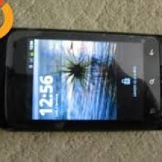Oferta !!! Urgent !!! Alcatel pasadena !!! - Telefon Alcatel, Negru, 16GB, Orange, Single core, 256 MB