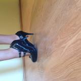 Pantofi eleganti Clujana din piele
