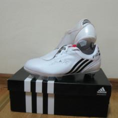 Ghete fotbal Adidas, 39 1/3, Gri, Barbati - ADIDASI, GHETE ADIDAS PERFORMANCE F10 TRX SG - ADIDASI ORIGINALI - ADIDASI FOTBAL
