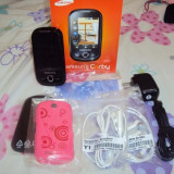 Telefon Samsung, Roz, Touchscreen - Vand Samsung Corby