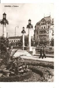 CPI (B2915) ORADEA, COMBINATUL POLIGRAFIC CASA SCANTEII, CIRCULATA, 1968, STAMPILE, TIMBRE, RPR foto