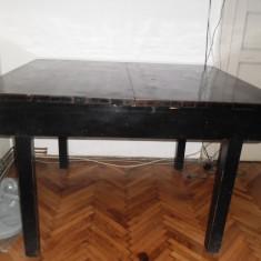 Masa lemn masiv veche - Mobilier
