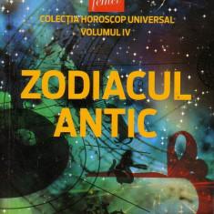 Zodiacul antic - Carte Hobby Astrologie Altele