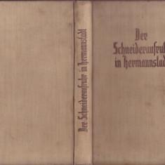 DER SCHNEIDERAUFRUHR IN HERMANNSTADT UND ANDERE ERZAHLUNGEN - B.CAPESIUS 1956 - Carte Literatura Germana