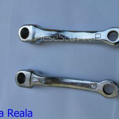 Kickstarter Moto - Brat Pedale scuter / moped Piaggio / Piagio Ciao / Bravo / Si