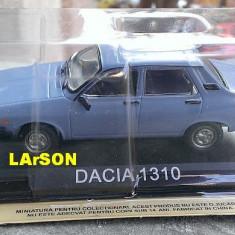Macheta metal DeAgostini Dacia 1310 SIGILATA+revista Masini de Legenda 40 - Macheta auto, 1:43
