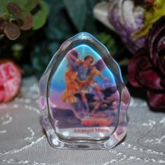 Marturii nunta/botez Iconita MICA tip brad cristal, model deosebit, CEL MAI MIC PRET DE PE PIATA Icoana marturie sticla