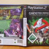 Ghostbusters  (PS2)  (ALVio) + sute de alte jocuri ps2 originale (VAND SCHIMB)