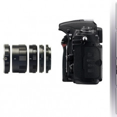 Set tuburi macro pentru DSLR Pentax, inel, tub metal - Inel macro obiectiv foto