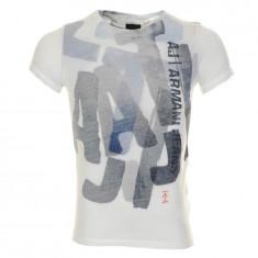 Tricou barbati - Tricou Emporio Armani Jeans nou marimi S M