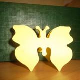 Decoratiuni nunta - Fluturi nunta botez pt nume invitati (fluturasi evenimente)