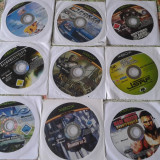 Vand jocuri XBOX 1 clasic, originale, actiune, aventura, pachet de 9 bucati, Toate varstele, Multiplayer