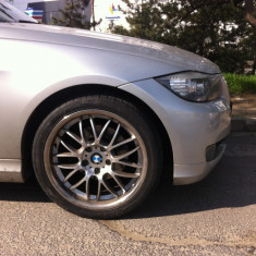 Vand, schimb jante BMW originale 18'' pe jante BMW originale de 16'' sau 17'' - Janta aliaj, Diametru: 18, Numar prezoane: 5