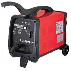 129961-Aparat sudura cu sarma flux tip Mig Mag 6.2kVA Raider Power Tools