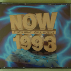 NOW 1993 - That's What I Call Music ! - 2 C D Originale - Muzica Dance emi records