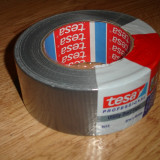 Banda adeziva, duct tape Tesa - Hidroizolatie