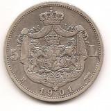 5 lei 1901