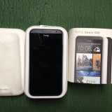 Telefon HTC, Negru, 8GB, Orange, Dual core, 1 GB - Htc desire 300