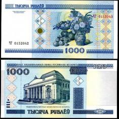 BELARUS- 1000 RUBLE 2000- UNC!! - bancnota europa