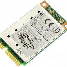 Placa de retea wireless laptop Toshiba Satellite L305, Atheros AR5BXB63, G86C00032410, V000090730, PA3613U-1MPC, WLL3141-D4, K000052570