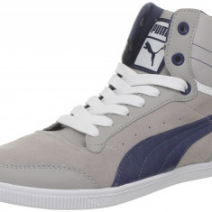 Adidasi PUMA GLYDE COURT Originali Inalti-38(24cm) - Adidasi dama Puma, Culoare: Gri