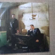 Pet Shop Boys It's A Sin disc single vinyl muzica synth pop hit 1987 - Muzica Pop, VINIL