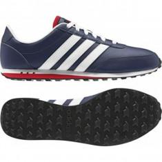 Adidasi barbati - Adidas V Racer Albastru-alb