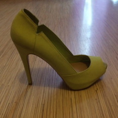 Pantofi dama, Marime: 37, Din imagine - Vand Pantofi Bershka