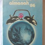 ALMANAH LUMEA '86. Absolut nou