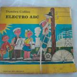 ELECTRO ABC - DUMITRU CODAUS . - Carte educativa
