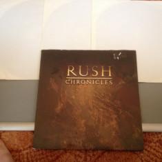 RUSH-CHRONICLES -3LP BOXSET - 1990/POLYGRAM REC/ENGLAND - gen:ROCK - VINIL/VINYL - Muzica Rock universal records