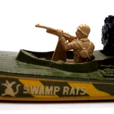 MATCHBOX by LESNEY-MADE IN ENGLAND -SWAMP RAT-++2501 LICITATII !! - Macheta auto Matchbox, 1:32